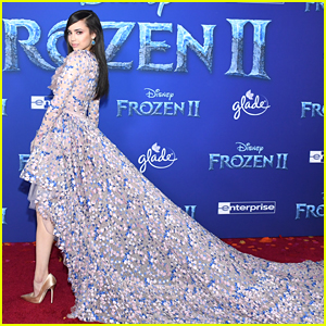Sofia Carson Steals The Spotlight at 'Frozen 2' Premiere Before Dropping Brand New Song - Listen Here!