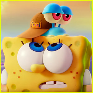 The New Trailer For 'Spongebob Movie: Sponge on The Run' Is Here!