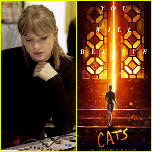 Listen to Taylor Swift Sing Full \u0027Beautiful Ghosts\u0027 Song