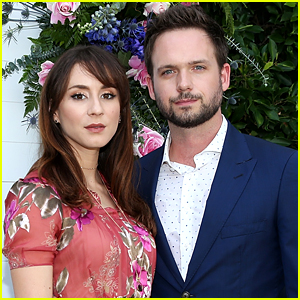 Troian Bellisario Reveals How She & Husband Patrick J. Adams Decided On Aurora For Their Daughter's Name
