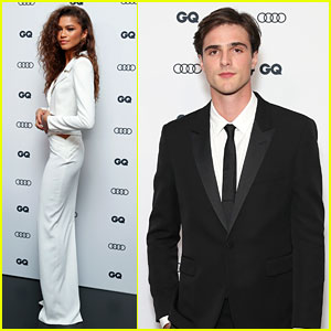 Zendaya Is Spending Thanksgiving in Australia, Attends Event with Jacob Elordi