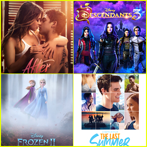 'After' & 'Descendants 3' Were Among The Most Talked About Movies On JJJ In 2019
