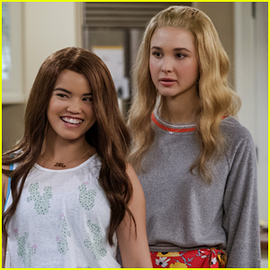 Paris Berelc Celebrates 'Alexa & Katie' Season Three With Behind-The-Scenes Pics!