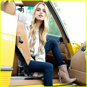 Anne Winters Launches First JustFab Shoe Collection!