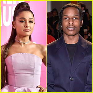 Ariana Grande Plays Matchmaker For BFF Courtney Chipolone & A$AP Rocky