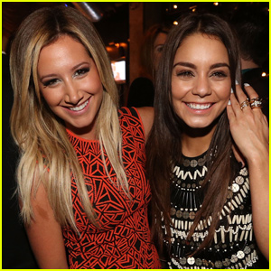 Ashley Tisdale Pens Sweet Birthday Note For Vanessa Hudgens!