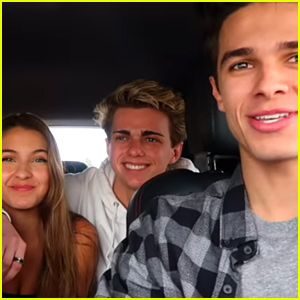 Brent Rivera Tricks Sister Lexi's Boyfriend Into Thinking She's Cheating - Watch the Video!