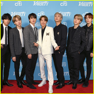 The Guys of BTS Suit Up for Variety's Hitmakers Brunch 2019!