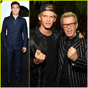 Charles Melton, Cody Simpson & More Show Their Style at 'GQ' Men of The Year Celebration