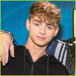 Why Don't We's Corbyn Besson Treated Himself to the Ultimate Birthday Present!