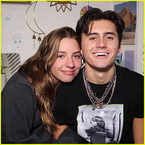 Isaak Presley Has This Nickname For Girlfriend Kenzie Ziegler For This Specific Reason