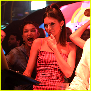 Bella Hadid Cheers on Kendall Jenner as She Hits the DJ Booth in Miami!