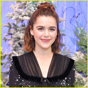 Kiernan Shipka Dishes On Singing in 'Let It Snow' & If She'll Ever Sing On Screen Again