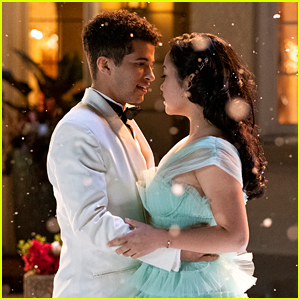 Lana Condor & Jordan Fisher Get Romantic in 'To All the Boys' Sequel First Look!