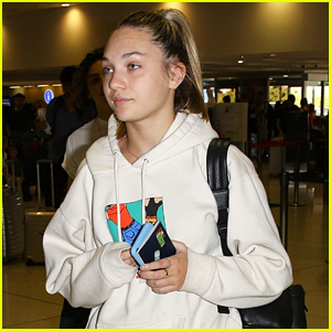 Here's Why Maddie Ziegler Isn't Posting About Her Relationship With Eddie Benjamin on Social Media