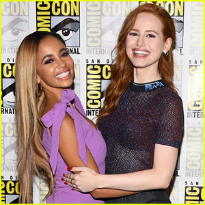 Will Madelaine Petsch Be a Bridesmaid at Vanessa Morgan's Wedding? Find Out Here!