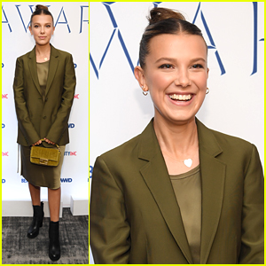 Millie Bobby Brown's Florence By Mills Wins Launch of the Year at WWD Beauty Inc Awards