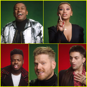 Pentatonix's 'You're A Mean One, Mr. Grinch' Is All We Actually Want To Listen To For Christmas