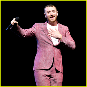 Sam Smith Gets Candid About Body Acceptance & Posts Shirtless Pic