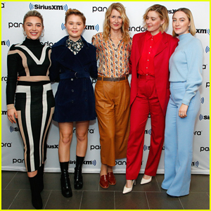 Saoirse Ronan & 'Little Women' Cast Step Out in NYC After Golden Globes Nominations!