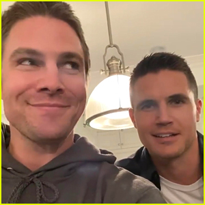 Stephen & Robbie Amell Are Bringing 'Code 8' Film To Quibi With Spinoff Series