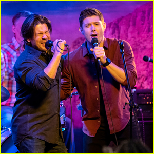 Jensen Ackles Performs on Tonight's New 'Supernatural'!