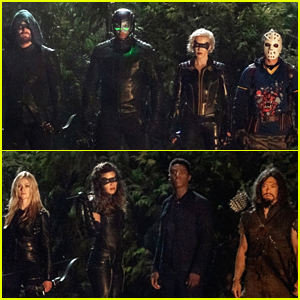 Team Arrow Takes On a Recognizable Villain In Tonight's 'Arrow' Fall Finale