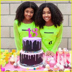 Anais & Mirabelle Lee Celebrate Their 13th Birthday!