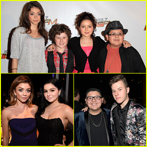 Sarah Hyland, Ariel Winter, Rico Rodriguez & Nolan Gould Open Up About The Difficulties of Growing Up On Screen With 'Modern Family'