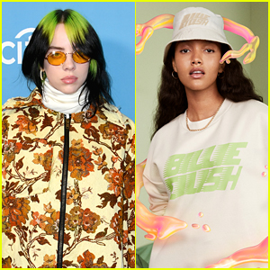 Billie Eilish Drops Sustainable Merch Collection With H&M