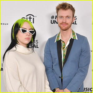 Billie Eilish Performs at Sir Lucian Grainge's Artist Showcase 2020