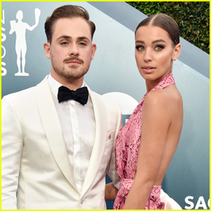Dacre Montgomery & Girlfriend Liv Pollock Couple Up for SAG Awards 2020