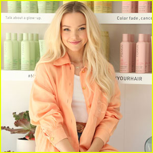 Dove Cameron Helps Clean Up the Beach With 'Fekkai'