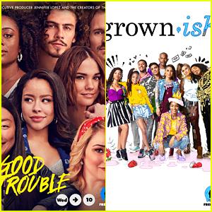 Freeform Renews 'Good Trouble' & 'grown-ish', Picks Up New Series 'Last Summer'