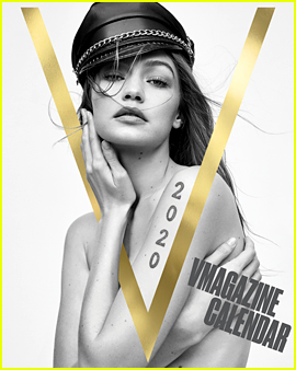 Gigi Hadid Joins the World's Top Models for 'V Magazine' 2020 Calendar!