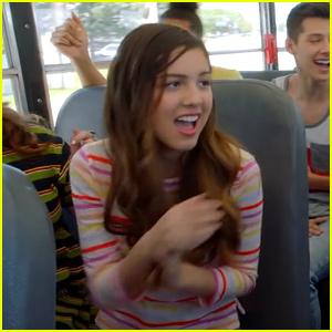 'HSMTMTS' Cast Sings 'Born to Be Brave' in 'Buspool Karaoke' Video - Watch!