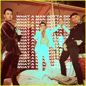 Jonas Brothers Drop High-Energy Track 'What a Man Gotta Do' - Read Lyrics & Listen Now!