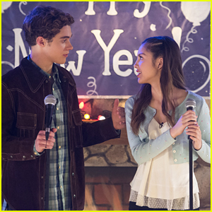 Olivia Rodrigo & Joshua Bassett Open Up About The Emotional Finale For 'High School Musical: The Musical: The Series'