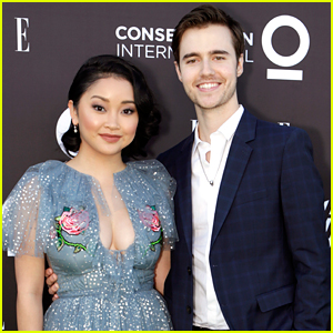 Lana Condor Teases New Project With Boyfriend Anthony De La Torre