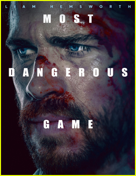 Liam Hemsworth is Covered in Blood in First 'Most Dangerous Game' Poster!