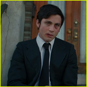 Logan Lerman is in Training in 'Hunters' Trailer From Amazon Prime - Watch!