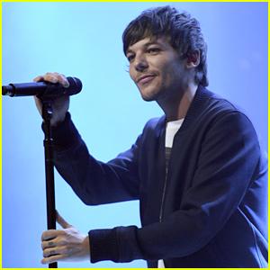Louis Tomlinson Drops Title Track 'Walls' From Debut Album - Read Lyrics & Listen Now!
