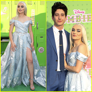 Meg Donnelly, Milo Manheim & More Glam Up For 'Zombies 2' Premiere