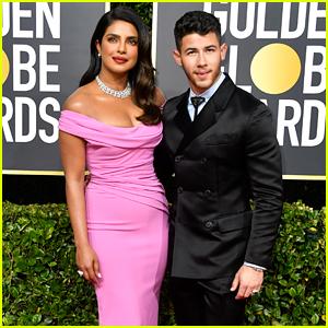 Nick Jonas & Priyanka Chopra Couple Up For Golden Globes 2020