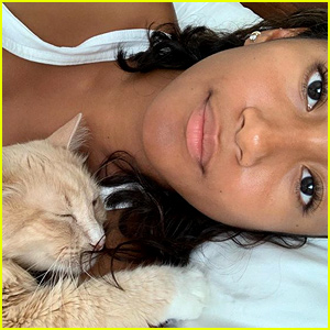 The Perfectionists' Sydney Park Mourns Loss of Beloved Cat: 'My Best Friend & My Guardian Angel'
