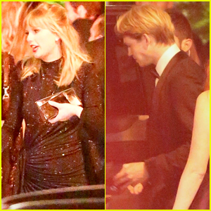 Taylor Swift & Joe Alwyn Keep the Party Going After Golden Globes 2020!