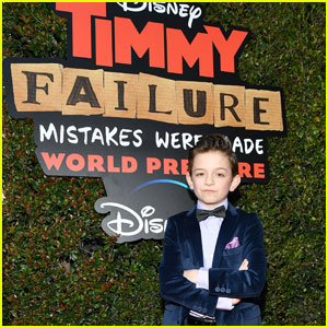 'Timmy Failure: Mistakes Were Made' Cast Steps Out For Premiere in Hollywood