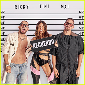Tini Drops Sizzling 'Recuerdo' Music Video With Mau y Ricky - Watch Now!