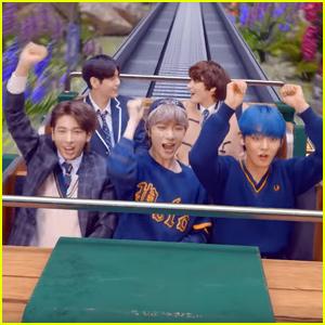 Tomorrow X Together Drop New 'Run Away' Music Video - Watch!