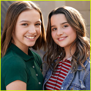 Annie LeBlanc & Jayden Bartels Are Getting Their Own Nickelodeon Show!